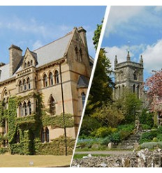 Oxford + Stratford + Cotswolds