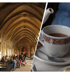 Afternoon Tea en la Catedral de Salisbury, Stonehenge y Bath