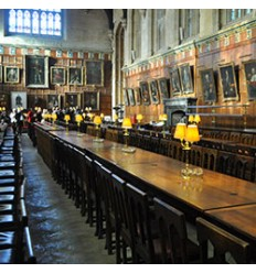 Tour de Harry Potter en Oxford