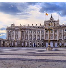 Tour guiado por Madrid + Palacio Real