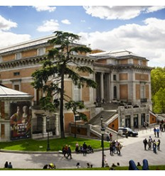 Tour guiado por Madrid + Prado + Hard Rock Cafe