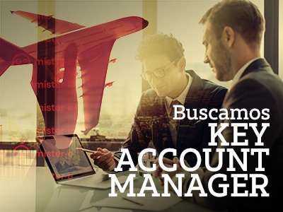Buscamos Key Account Manager